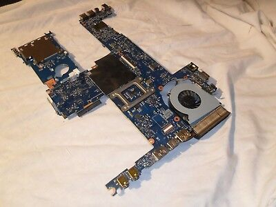 hp laptop motherboard 642758-001 with i5 processor, used for sale  Shipping to India