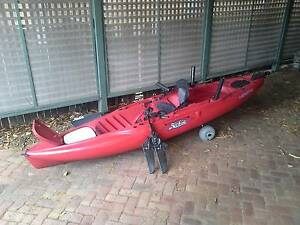 Hobie Outback Kayak Moruya Eurobodalla Area Preview