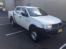 OPEN TO SWAPS..V8 OR TURBO..2008 TRITON.. AUTO..TURBO DIESEL.. Sydney City Inner Sydney Preview