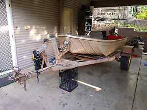 3.6m flat bottom boat/tinnie Driver Palmerston Area Preview