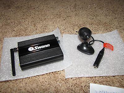 *Swann* SW232-M33 Wireless Micro Camera Refurbished MINT! 4 ch. 2.4GHz Security