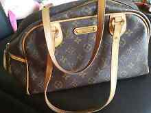 Authentic louis vuitton montorgueil pm Canley Vale Fairfield Area Preview