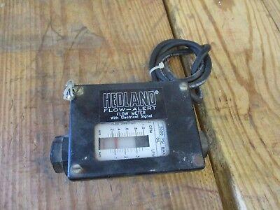 Hedland Flow-alert Flow Meter 3000 Psi 615148h New