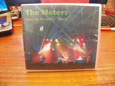 The Meters Howlin Wolf New Orleans Jazz Fest Festival 5-5-2012 Live 2 CD nice