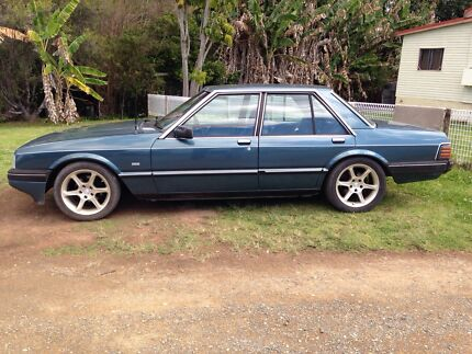 1984 FORD XF TURBO Krambach Greater Taree Area Preview