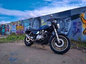 Moto Suzuki GS1100 1982 (parfait pour cafe racer )