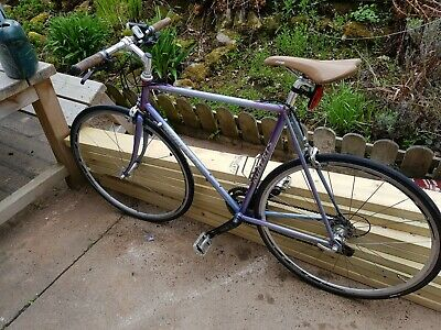 Chas Roberts Lightweight Bicycle Used Collection Only 1993 production year
