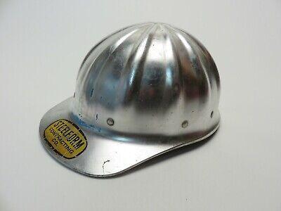 Vintage Superlite Aluminum Hard Hat Usa Ca2d1909