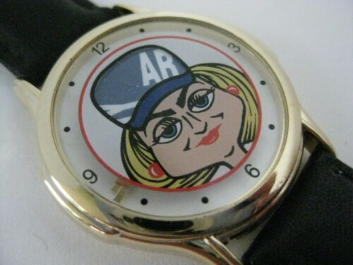 Hillary Clinton Watch w/ Changing Hat New never used