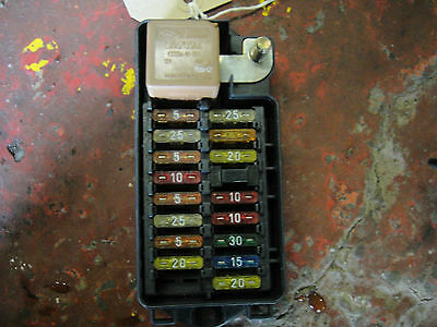 x300 fuse box fuse box distribution box diy #11