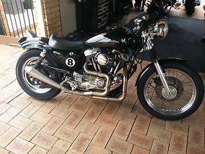 Harley Davidson sportster Noranda Bayswater Area Preview