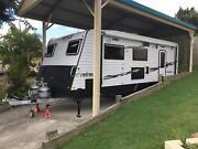Retreat Caravan Mackenzie Brisbane South East Preview