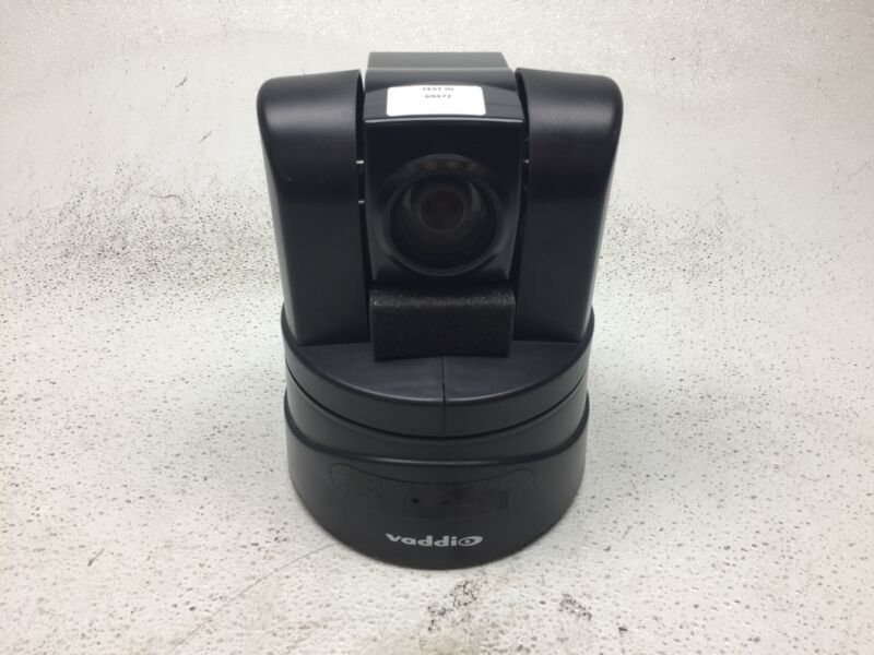 Vaddio ClearView HD-19 998-6940-000 Camera, Tested & Working, NO ADPT, Fair