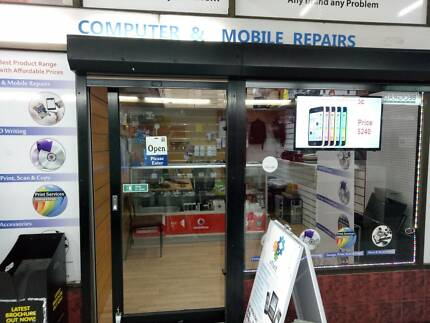 computer and mobile repair services