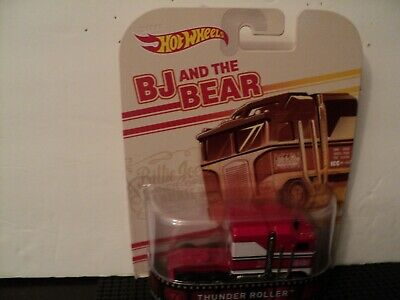 HOT WHEELS RETRO ENTERTAINMENT BJ AND THE BEAR THUNDER ROLLER