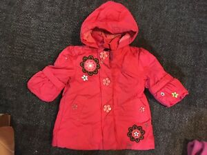 Winter coat for a girly girl