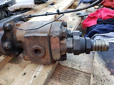 Parker Commercial Hydraulic Pump 308 9113 083