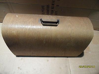 Alte Haube Abdeckung für Nähmaschine Pfaff Klasse 260  System 130