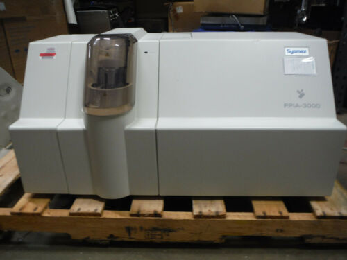 Sysmex FPIA-3000 Flow Particle Image Analyzer