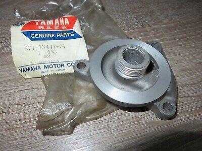 Yamaha Filtre Admission Bride XS500 TX500 Oil Élément Couverture D'Origine Neuf