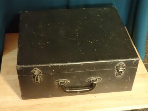 Vintage Jackson Model 648 S Vacuum Tube Tester, works well