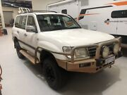 Toyota landcruiser GXL HZJ105R manual Welshpool Canning Area Preview