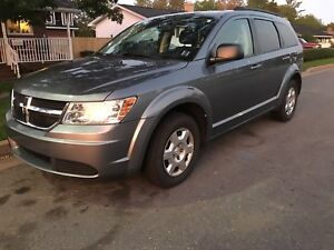 2010 Dodge journey with only 92,000 km
