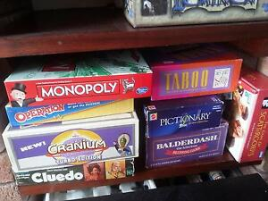 Assorted boardgames (casual family to collectors and gamers)-$5+ Bull Creek Melville Area Preview