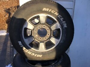275/70/18 tires and rims