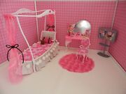 Barbie Bedroom Furniture
