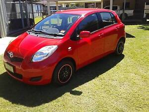 2009 Toyota Yaris Hatchback Collinsville Whitsundays Area Preview