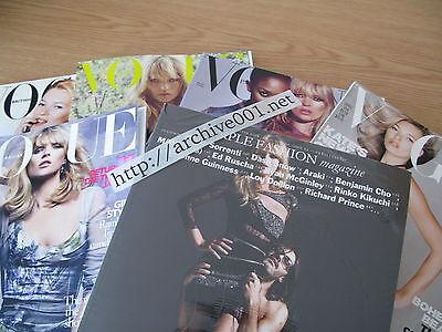 ARCH001 LOT KATE MOSS Daphne Guinness Purple Fashion 2008 Vogue UK 2007 1996 FR