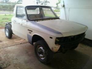 1980 Isuzu kb 40 4x4 Ute RARE!!! QUICK SALE NEED TO SELL ASAP!!!! Griffith Griffith Area Preview