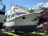 NoRes-PERFECT CRUISER TO DO THE GREAT LOOP - Huge Interior - 2 Full Cabins +2 BA