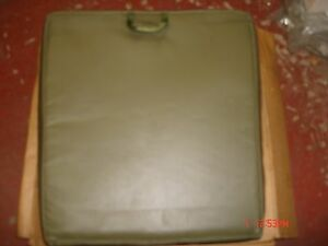 NEW!! M151?? , M274 Mule Platform Utility?? Military Universal Seat Cushion
