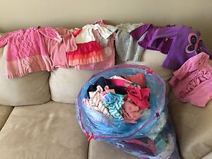6-18 months girl clothes 100+ items