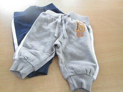 2er-Pack Baby Hosen Größe 62 blau & grau 2er-pack Baby-hose