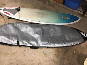 """Surfboard NSP 7'2"""""""