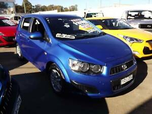 2013 Holden Barina CD Automatic Hatchback Leumeah Campbelltown Area Preview