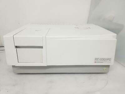 Shimadzu Rf-5301pc Spectrofluorophotometer