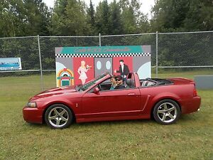 Mustang Cobra SVT 2003 convertible 500hp ++