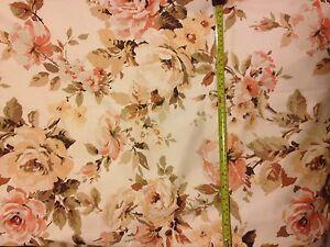 Vintage Floral Drapes Balhannah Adelaide Hills Preview
