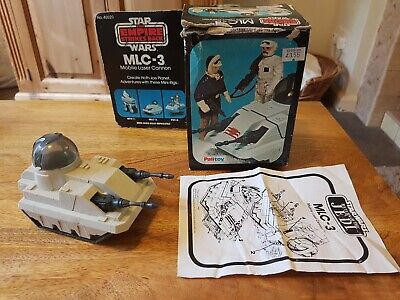 Vintage Star Wars MLC-3 Palitoy Figure Boxed  with Instructions