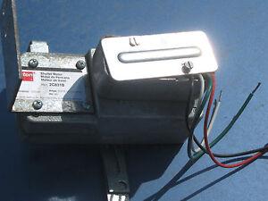 Dayton Multi Probucts Tb2000 Shutter Motor 120 V 220v 5