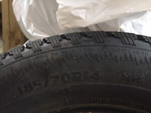 Winter Tires -185/70 R14