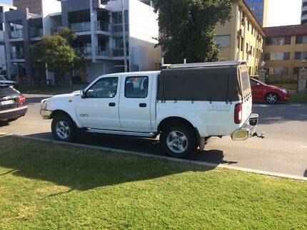 Nissan Navara D22 2011 Dual Cab TURBO DIESEL Darlington Mundaring Area Preview