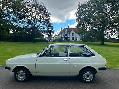 FORD FIESTA MK1 - 1978 - TOTALLY ORIGINAL - UNREGISTERED - 141 MILES FROM NEW