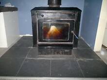 Kent slow combustion wood heater/fireplace Rouse Hill The Hills District Preview