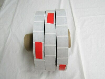 3 Rolls 15000 Wafer Seals Tabs 1 Table Top Tabber Mailer Mailing Machine