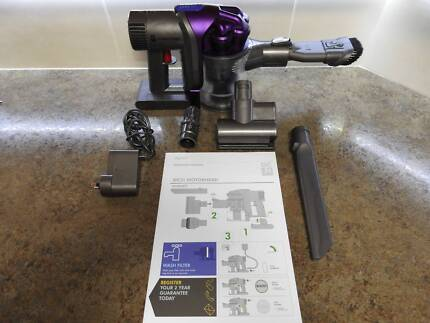 DYSON DC31 MOTORHEAD HAND HELD VACUUM Flagstaff Hill Morphett Vale Area Preview